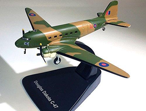 FloZ Douglas C-47 RAF Skytrain WWII Dakota Transport Aircraft 1/144 Plane  diecast Model