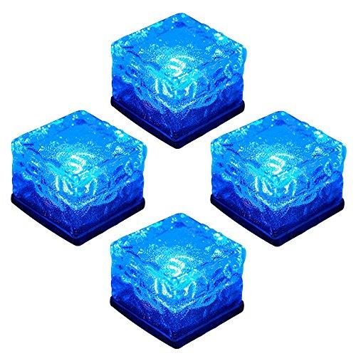 Ice Blue Led Christmas Lights - 1