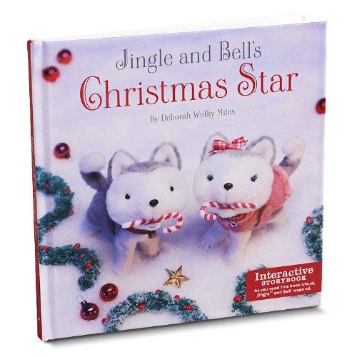 (Hallmark 2012 Christmas XKT1043 Jingle and Bells Christmas Star Interactive Book)