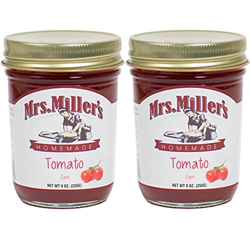 (Mrs Millers Tomato Jam (Amish Made) ~ 2 / 9 Oz.)