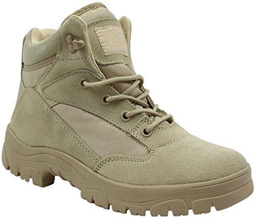 Semi Schuhe Beige verschiedene Wanderstiefel Wanderschuhe McAllister Boots Ausführungen Cut Halbstiefel 1PWpvBpxqT