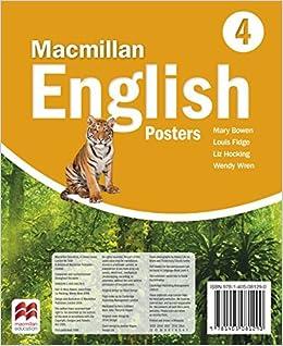 MAC Eng 4 Teacher's Posters by Bowen Et Al (2006-08-25)