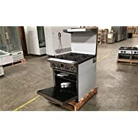 NSF 24 in American range ranges burner commercial oven ovens RESTAURANT EQUIPMENT