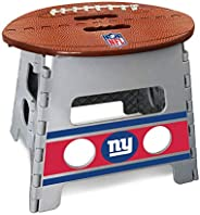 NFL New York Giants Folding Step Stool