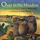 Over in the Meadow, Olive A. Wadsworth and Anna Vojtech, 0735815968