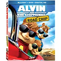 Alvin And The Chipmunks on Blu-ray