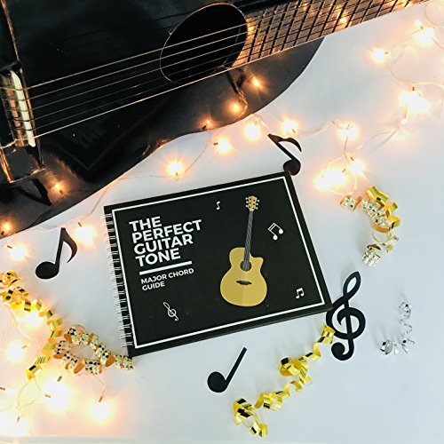 BEST GUITARIST GIFTS: Guitar Chords for Kids and Toddlers, All Scales for Beginners to Learn How to Play Musical Notes!