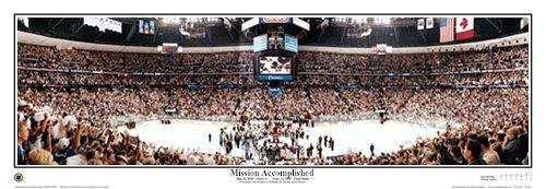 (NHL Colorado Avalanche 2001 Stanley Cup, Pepsi Center Stadium,