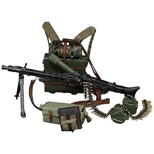 MG42 マシンガンセット 1/6 アクションフィギュア用アクセサリーの商品画像