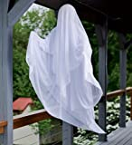 Spinning Ghost Battery Operated Halloween Decoration