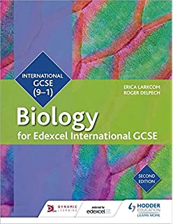 edexcel international gcse 9 1 biology student book print and