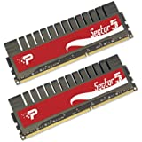 Patriot 'Sector 5' G Series 4GB (2 x 2GB) 240-Pin DDR3 PC3-10666 1333MHz CAS 9-9-9-24 Dual Channel Kit PGV34G1333ELK