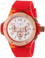 MULCO Unisex MW2-9619-063 Analog Chronograph Swiss Watch