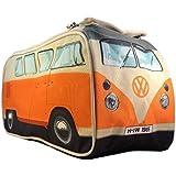 Trousse da viaggio a forma di furgoncino Volkswagen, arancione