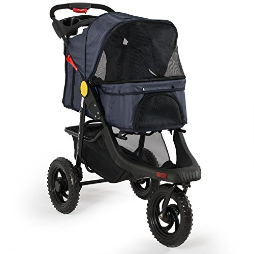 3 Wheel Pet Stroller - 4