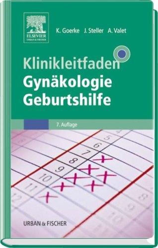 Klinikleitfaden Gynäkologie, Geburtshilfe