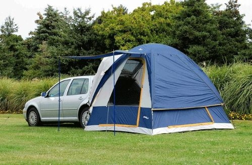 Sportz Dome-To-Go Hatchback / Wagon Tent (For Dodge Caliber and Magnum Models) (Dome Truck Tent)