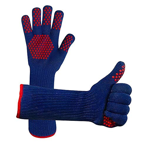 MIG4U BBQ Gloves Resistant Protection product image