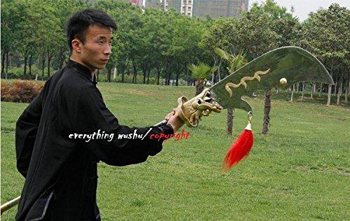 Heavy Duty Wushu Guandao Traditional Kwan Dao Guan Dao