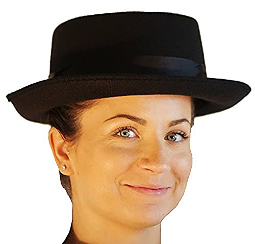 World Book Day Victorian Nanny Steampunk Mary Poppins Hat