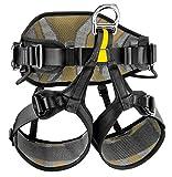 Petzl AVAO Sit Fast Harness Black/Yellow Size 1