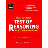 How to Crack Test of Reasoning in all Competitive Exam