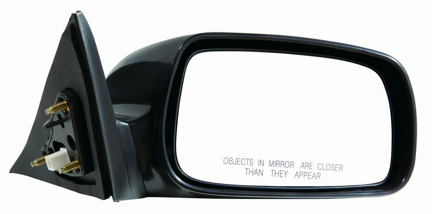 Gold Shrine for 2007 2008 2009 2010 2011 Toyota Camry//Hybrid Power Heated Side Mirror Passenger Side Replacement