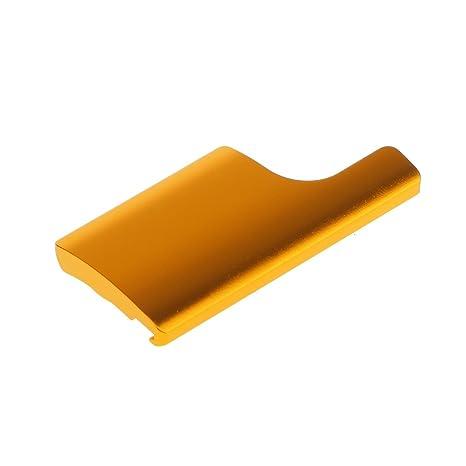 Cerradura de la Carcasa Resistente al Agua Reemplazo Accesorios para GoPro Hero 3 + / 4 - Oro