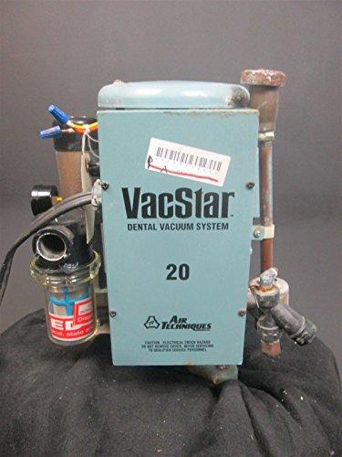 Refurbished Air Techniques VacStar 20 Dental Vacuum Pump w/ 1 Year Warranty