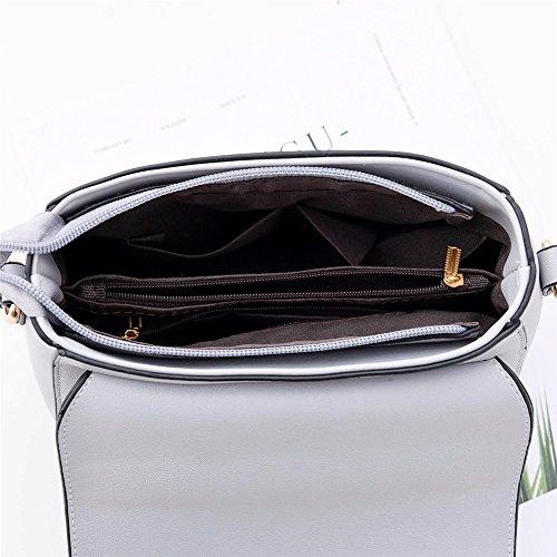 MSZYZ Urlaub Geschenke eine Schulter umschlungen Schulter Handtasche Grün QnJH0Qt