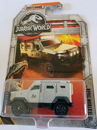 2018 Matchbox Jurassic World Limited Edition   10 Textron Tiger