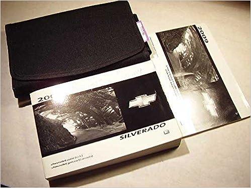 silverado owners manual
