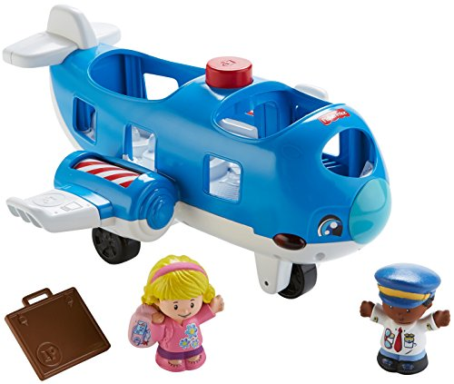 51dbCy3drHL - Fisher-Price Little People Travel Together Airplane Vehicle