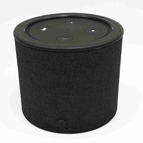 Tagwiss - Amazon Echo Dot Battery Base 10000mAh, Support Echo Dot Works 12 Hours: Portable Battery Station(Black) by Tagwiss