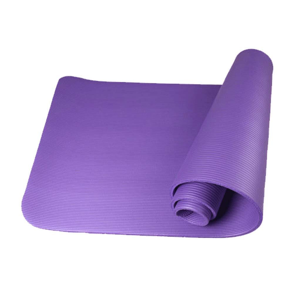 HEXIAOPENG Esterilla de Yoga para Ejercicio, Plegable ...