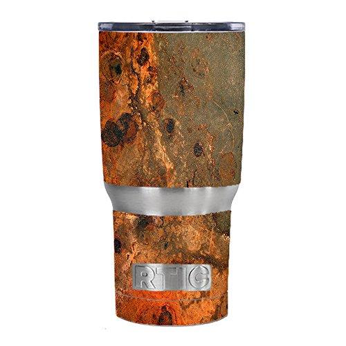 rusted steel panels - 2