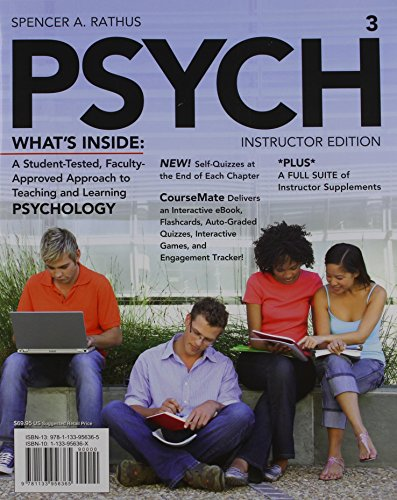 Ie Psych 3e