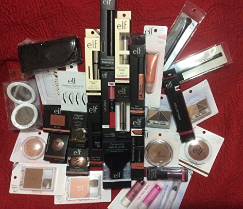 ELF 20 Piece Assorted Mixed Cosmetics