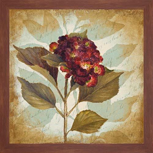 Aubergine Hydrangea Portrait by Lanie Loreth - 28