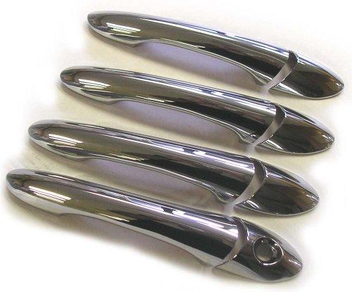kia optima chrome door handles - 7