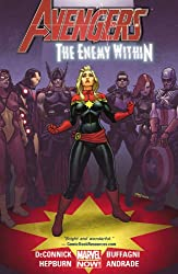 Avengers: The Enemy Within (Marvel Now) (Avengers (Marvel Unnumbered))