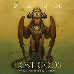 Lost Gods Hörbuch