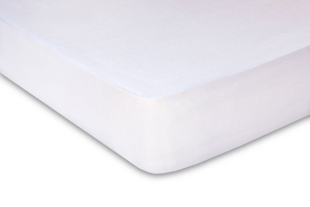 RH PLUS - Protector De Colchón Rizo 100% Algodón Impermeable 160x200 product image