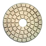 Alpha Ceramica 5'' White Buff Polishing Disc