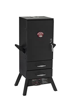 Landmann 12093 Barril Gas natural Negro - Barbacoa (Gas natural, Barril, Parrilla,