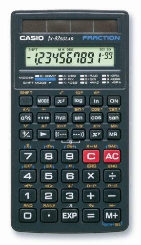 Casio FX-82 SOLAR S Taschenrechner
