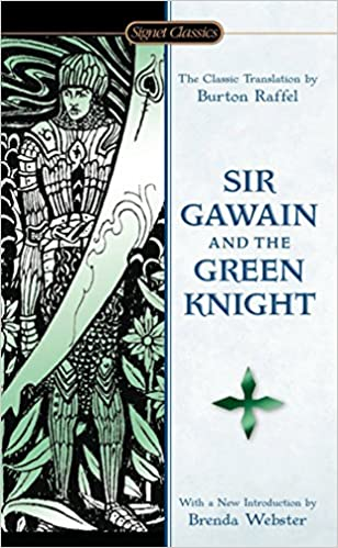 who is the lady who tempts sir gawain
