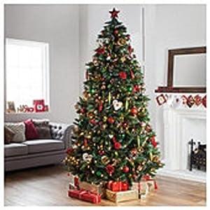 7ft Luxury Regency Fir Christmas Tree - Indoor Xmas Home ...