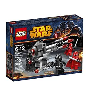 LEGO Star Wars 75034 Death Star Troopers 100 pieces