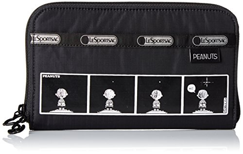 (Peanuts X LeSportsac Lily Wallet Comic Strip, One Size)